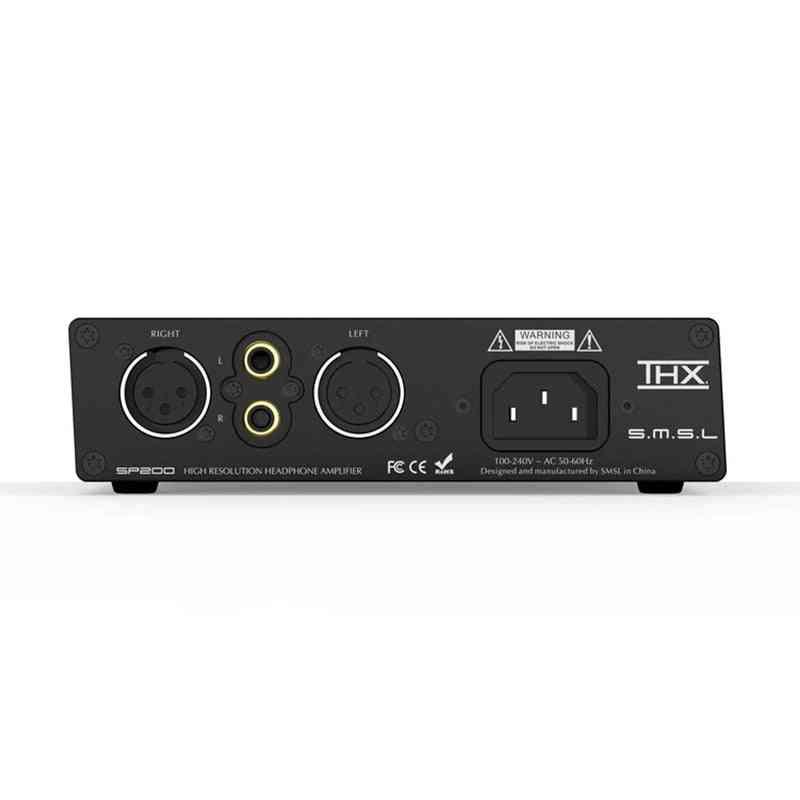 Hifi Music Headphone Amplifier, Ac100v-240v