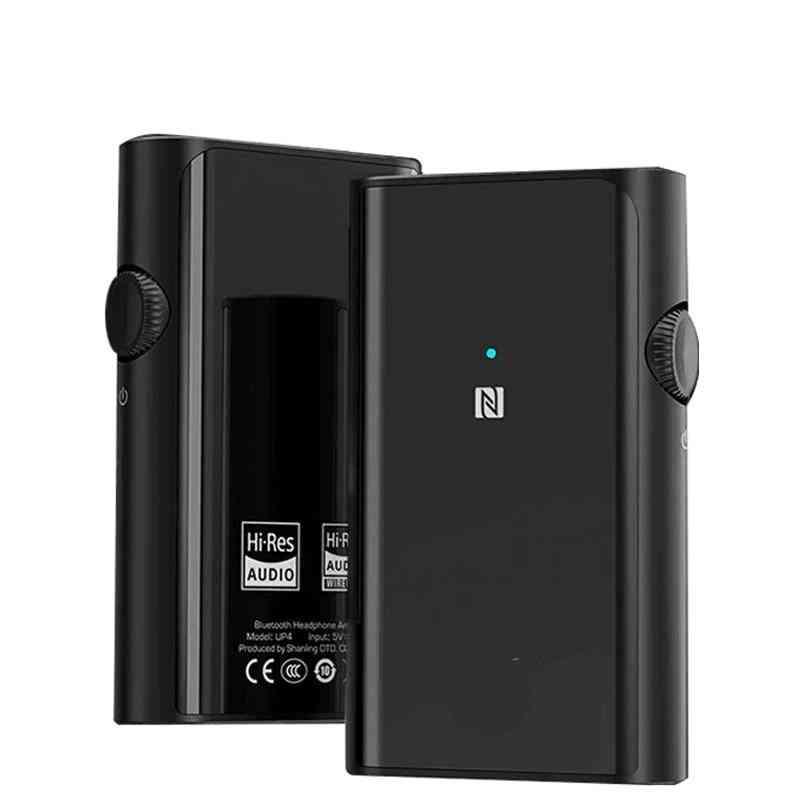 Amplifier Dual Es9218p Dac/amp ,portable Hifi Headphone