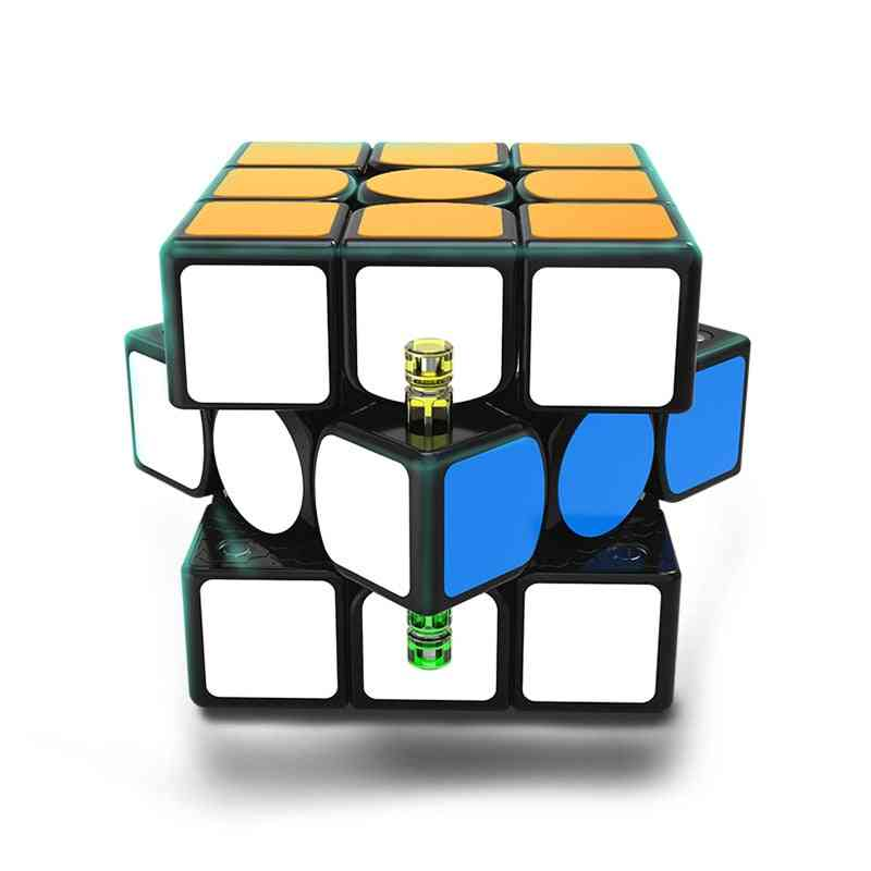 Magnetic Magic Speed Gan Cube, Professional  Puzzle Toy