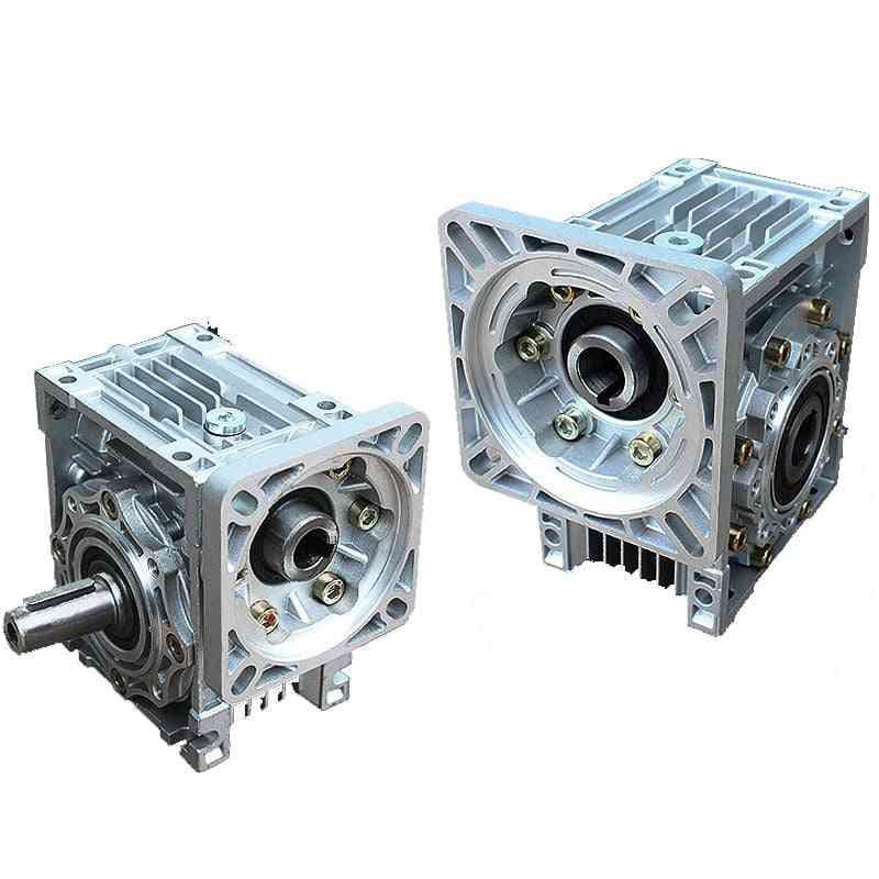 5:1 Speed Ratio, Worm Gear Reducer-nema23 Stepper Motor
