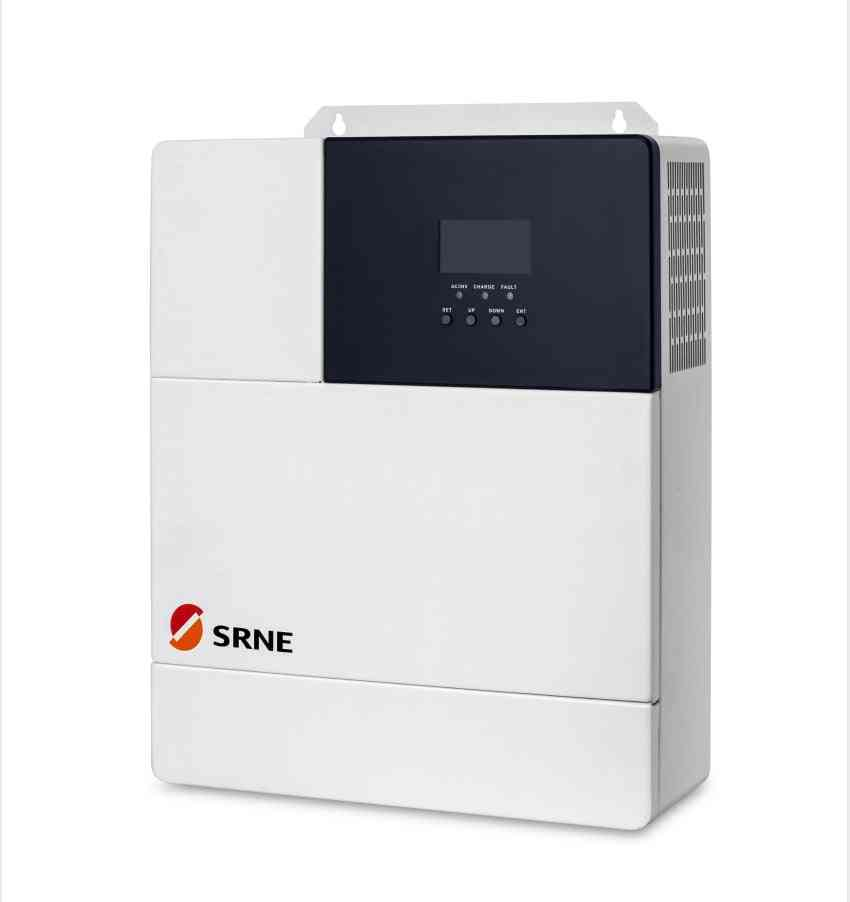 Dc To Ac Pure Sine Wave Solar Hybrid Inverter Built-in Charge Controller