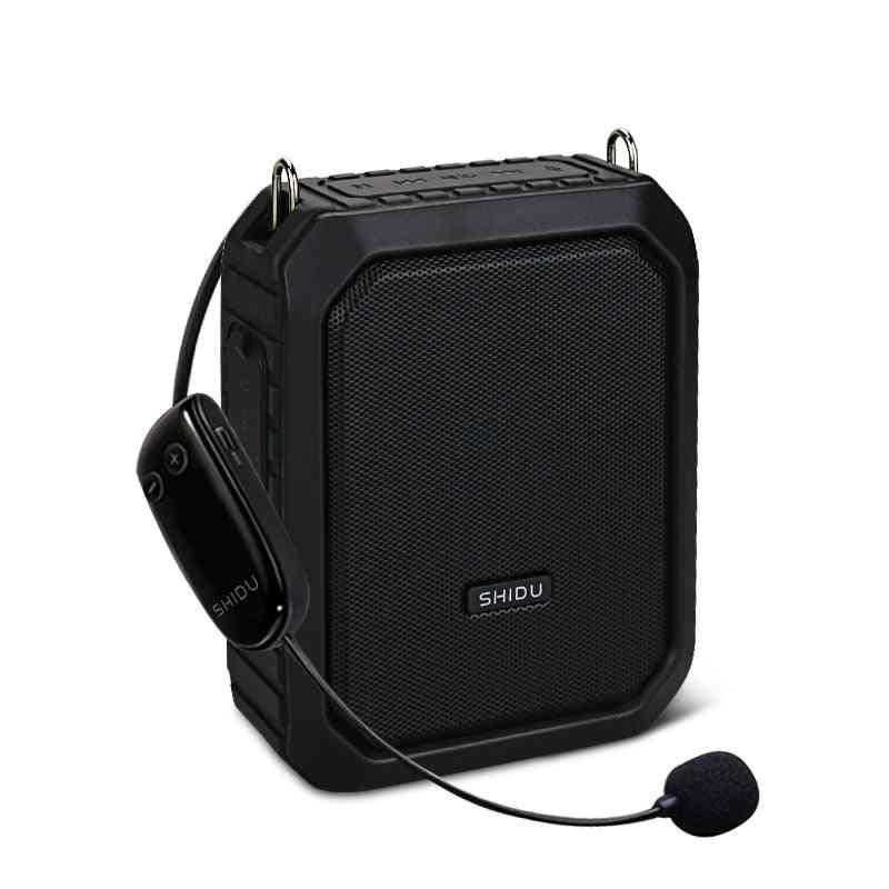 Portable Waterproof Voice Amplifier, Bluetooth Audio Speaker