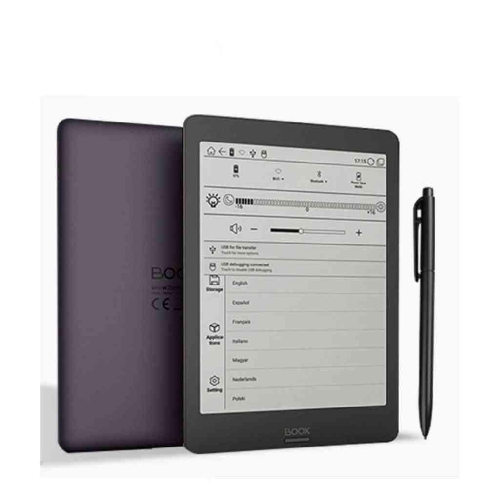 Boox Nova Pro 7.8 Epaper E-reader, Front Light, Flush Glass Screen