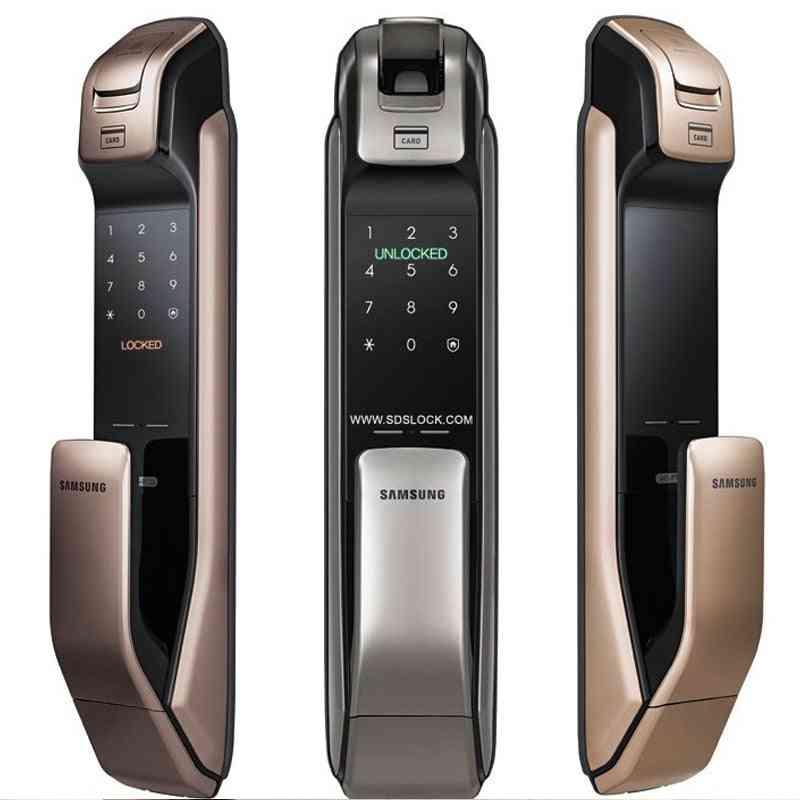 Fingerprint Password Lock Bracelet- Access Control Proximity Card