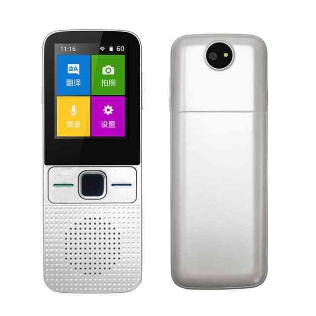 Smart Portable Offline Voice Translator