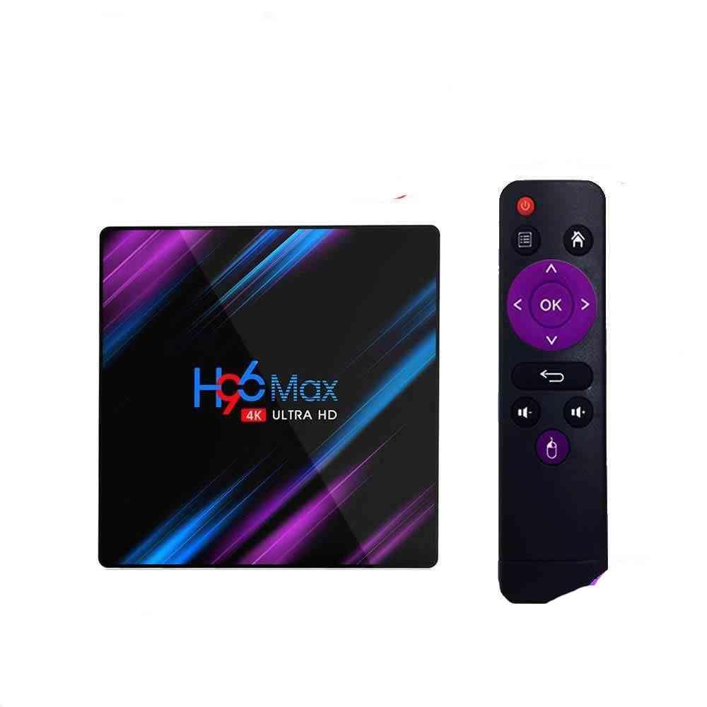 Rockchip Rk3318 4k Smart, 2.4g&5g Wifi Bt4.0 -android 9.0 Tv Box Set