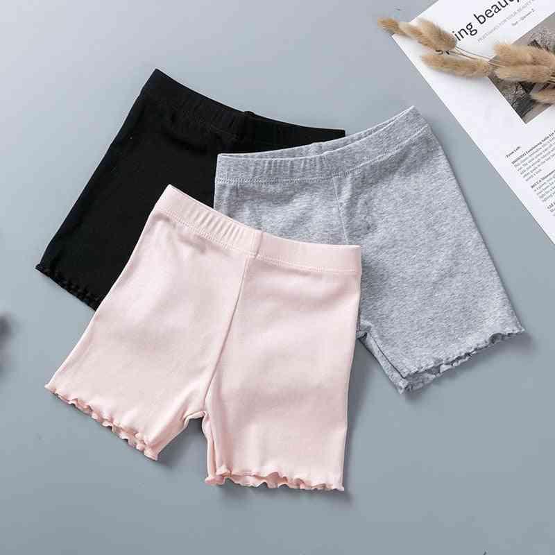 Cotton Safety Short Pants Underwear