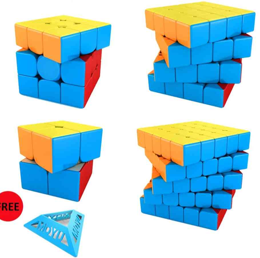 Magic Cube Cubing Classroom Puzzle Stickers