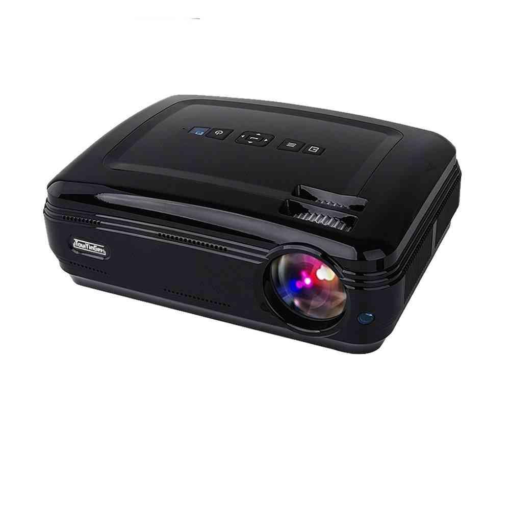 T3 4500 Lumens Led Data Show -hd Tv Projector