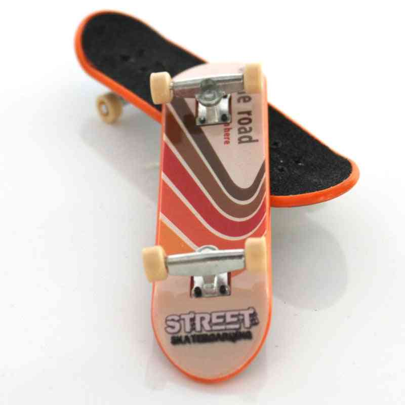 Super Alloy Stand Finger Board, Mini With Box