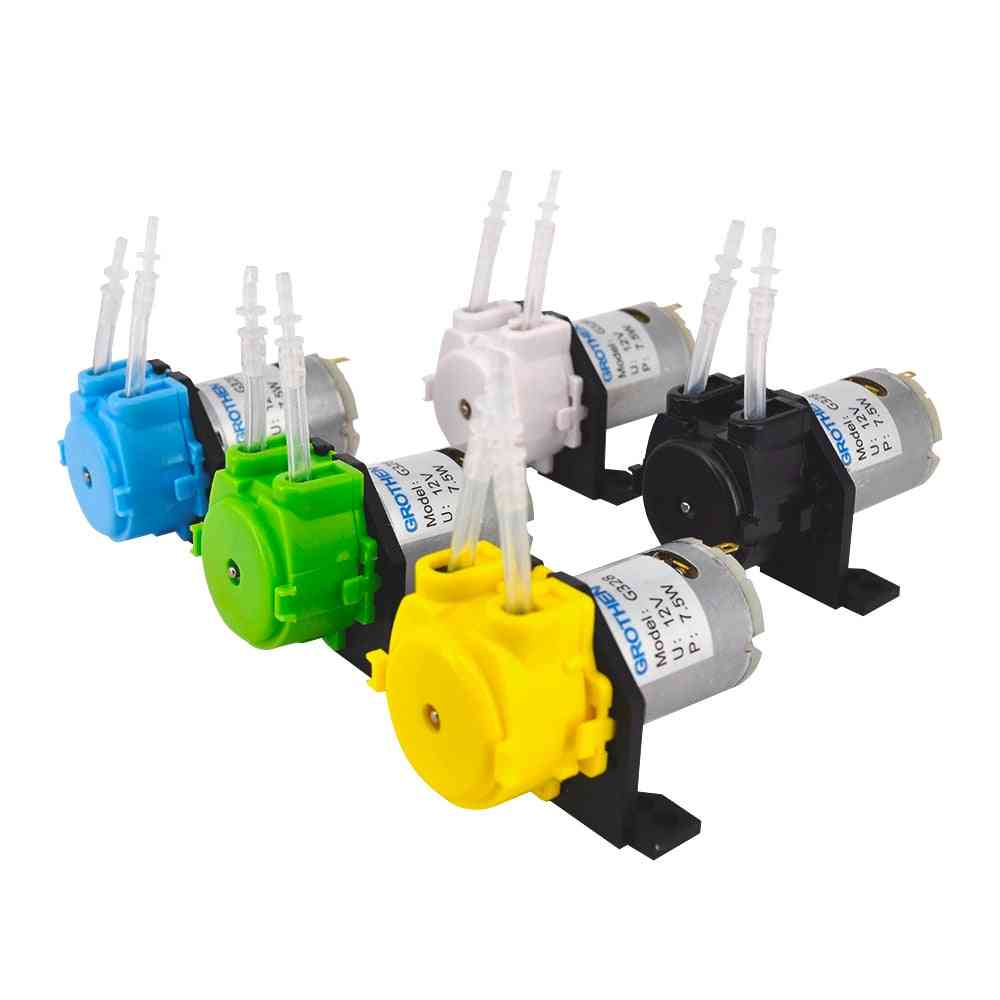 Peristaltic Dosing Head Water Pump-for Aquarium Lab