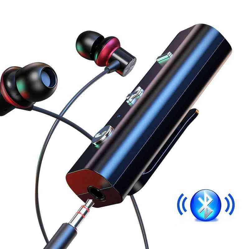 Bluetooth Receiver For Jack Earphone, Wireless Adapter -audio Music Transmitter