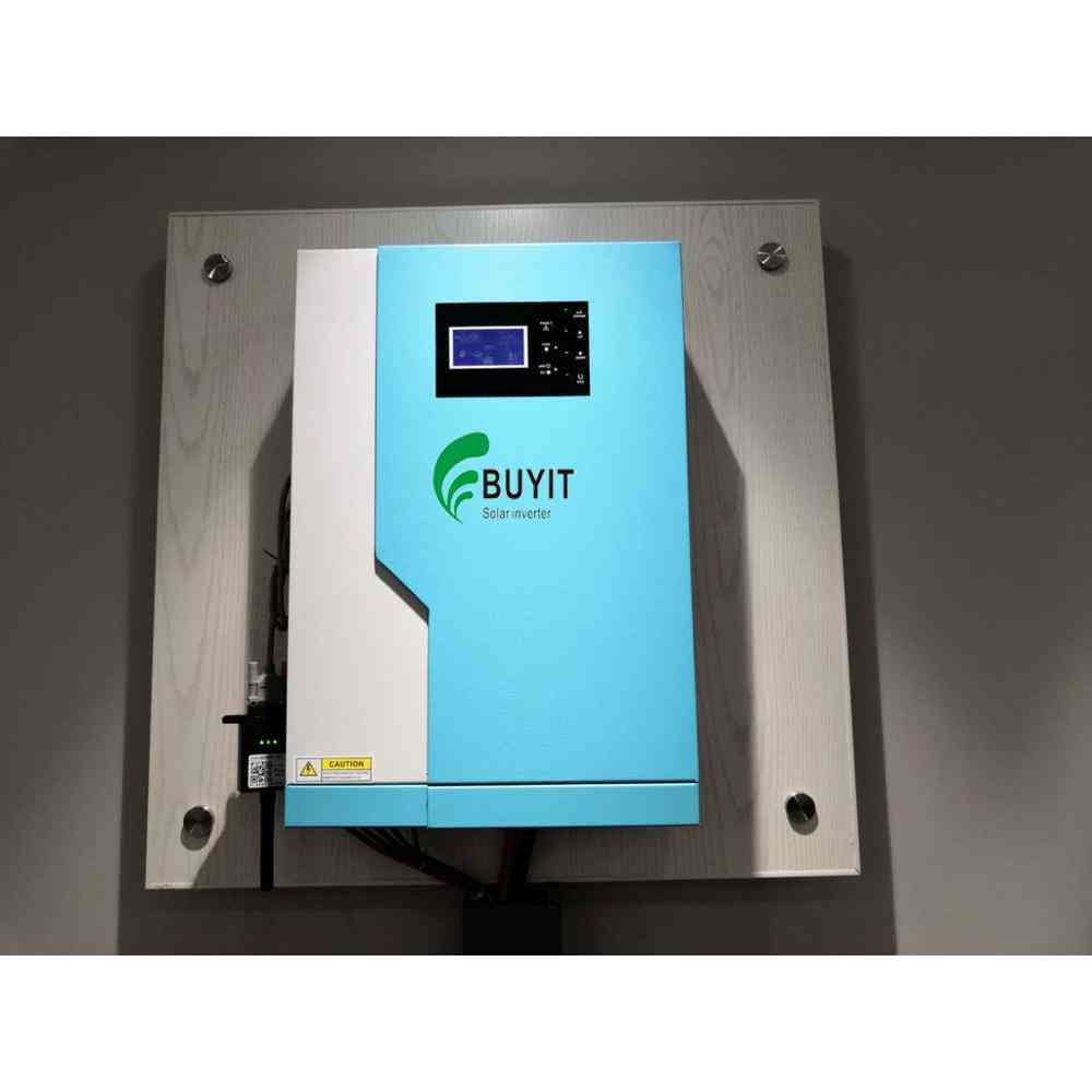 5500w Mppt Hybrid Inverter Rated Power 5500va/5500w With Wifi Off-grid