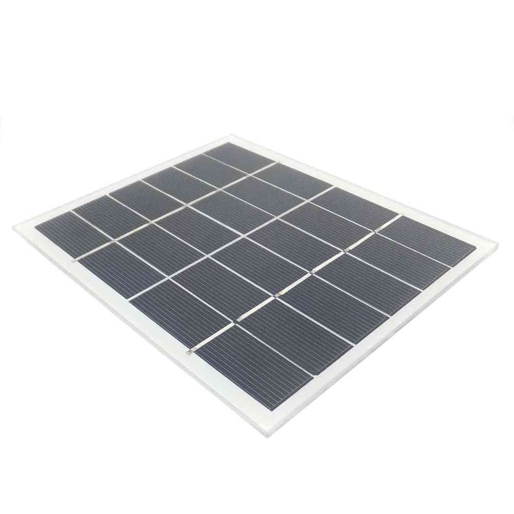 Polycrystalline Solar Panel Stabilizer -mobile Phone Charging Treasure