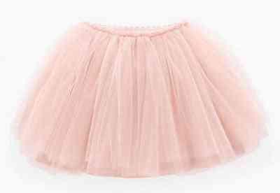 Fluffy Skirts Kids Ball Gown, Princess Dance Party Skirt Set 2