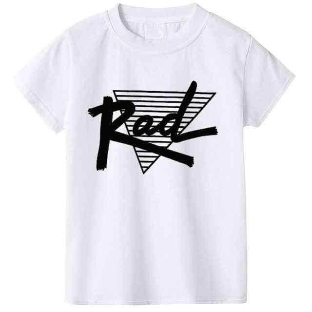 Summer Short Sleeve T-shirt For Boy & Set-1