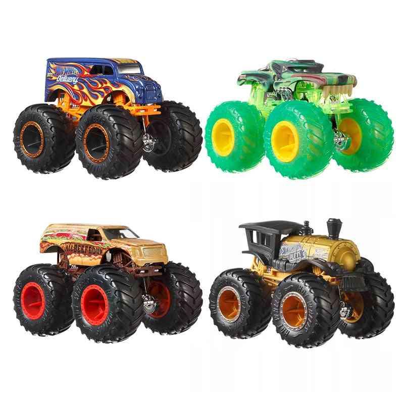 Hot Wheels Monster Trucks, Giant Big Foot Metal, Car Toy