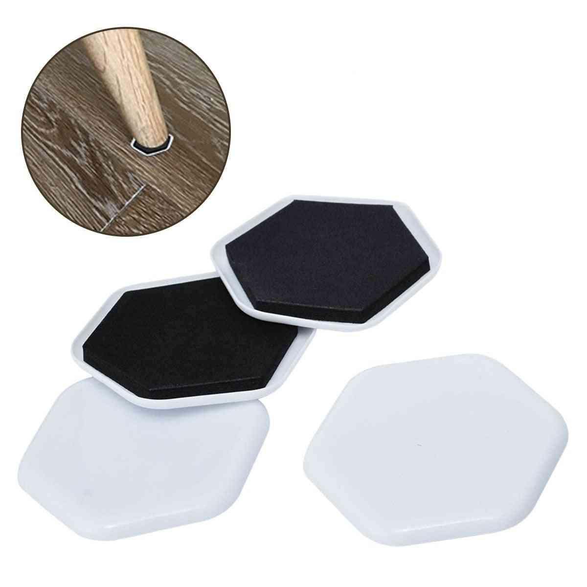 Furniture Moving Slider Pad, Floor Scratch Resistant Protector