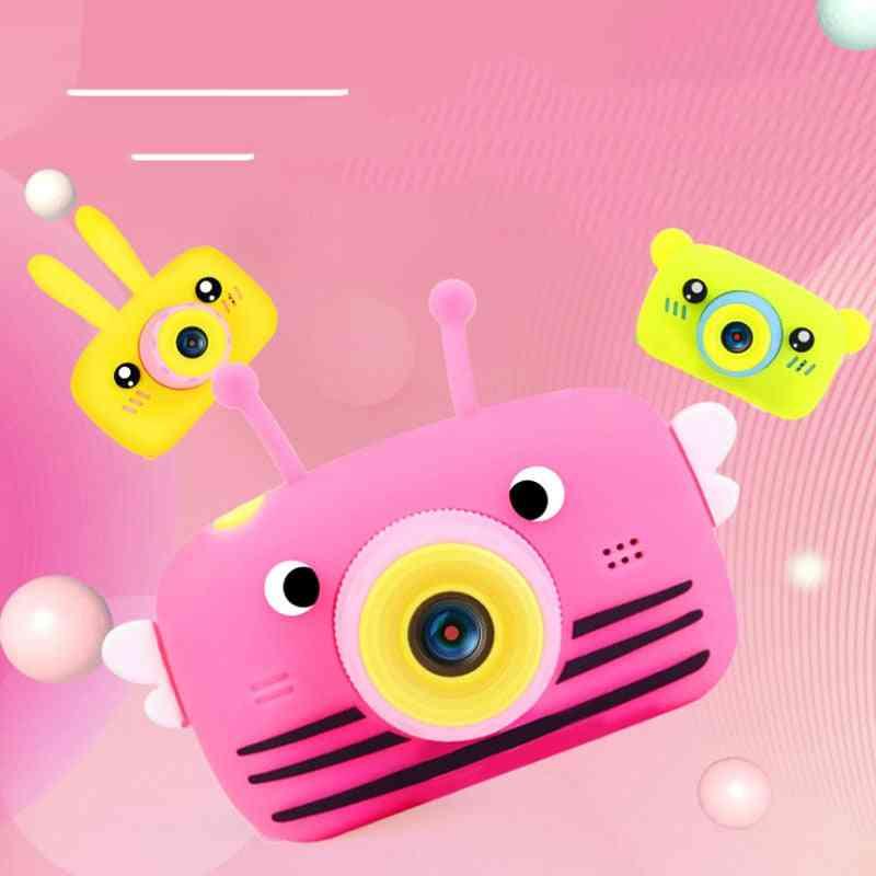 Digital Mini Cute Video Camera, 2.0 Inch Take Picture 1080p Hd