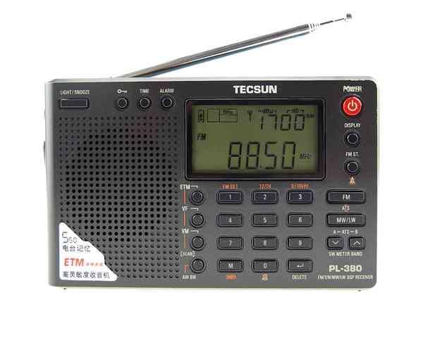 Full Band Portable Digital Radio (fm /lw/sw/mw )