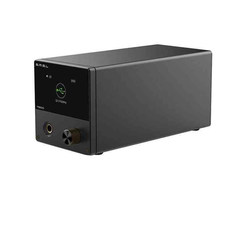 M500 Mqa Audio Dac Headphone Amplifier