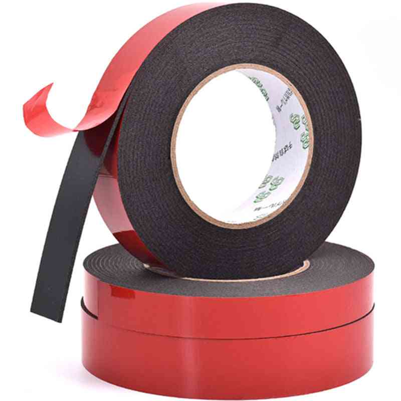 Super Strong Double Side Adhesive Foam Tape For Mounting Fixing Pad Sticky