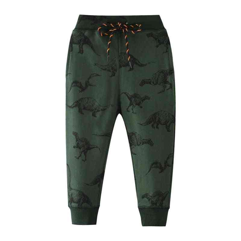 Jumping Meters Animals Trousers Pants- Baby Dinosaurs Sweatpants Clothes