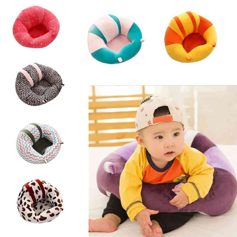 Kids Baby Support Seat, Sit Up Soft Chair, Cushion Pillow Toy