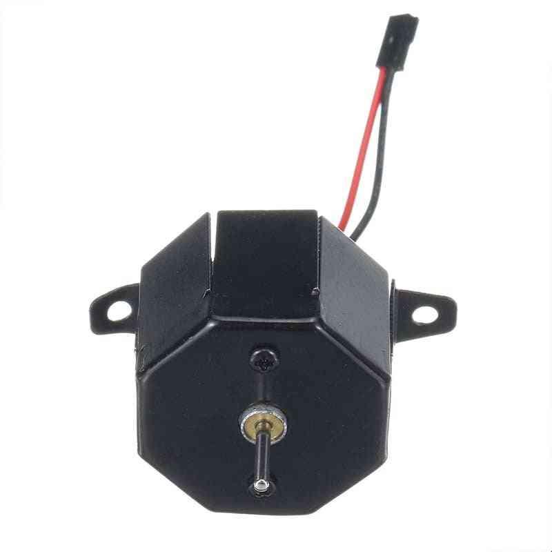 Fireplace Heat Powered Stove Fan Motor