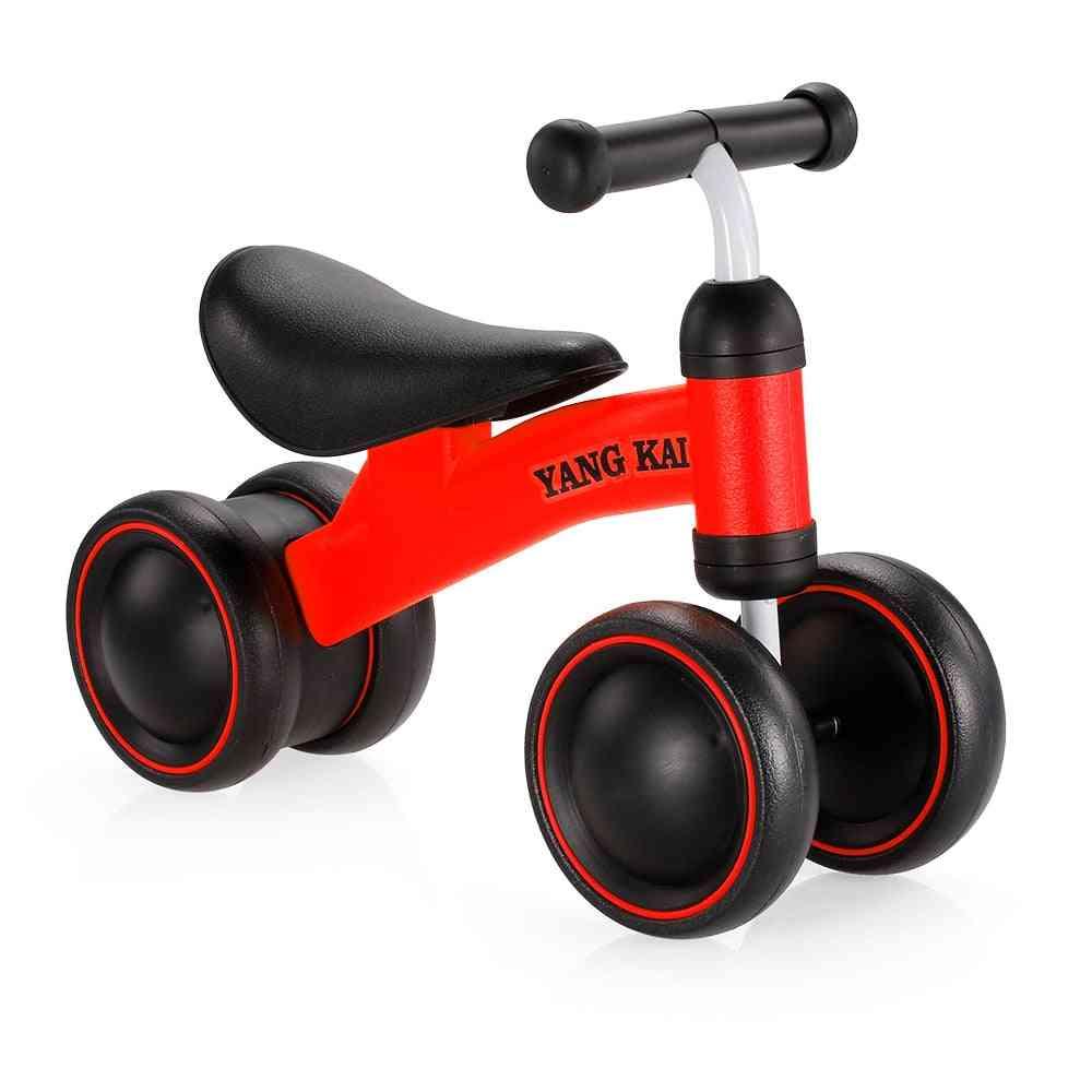 Baby Balance Bike, No Foot Pedal Riding