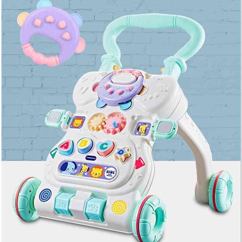 Baby Walker Trolley, Anti-rollover Walking Toy