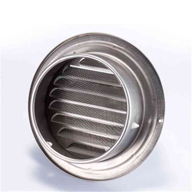 Stainless Steel Ventilation Exhaust Grille Wall Ceiling Vent Cover
