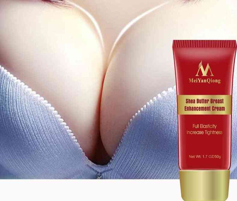 Chest Breast Enhancement Cream, Female Hormones Breast Lift Firming Massage Best Up Size Bust Care