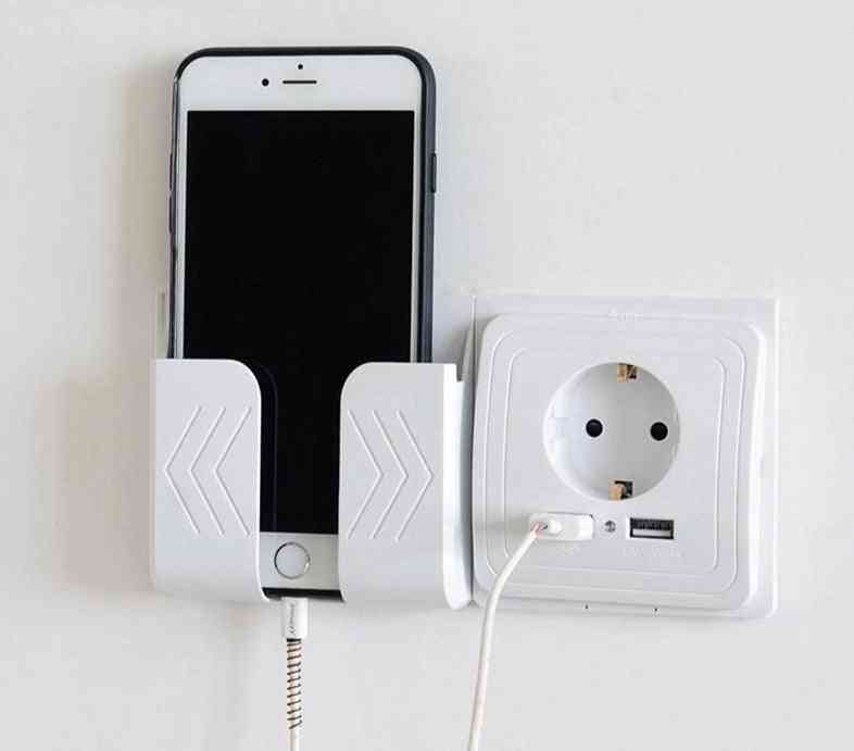 2a Dual Usb Port Wall Charger And Socket -power Outlet