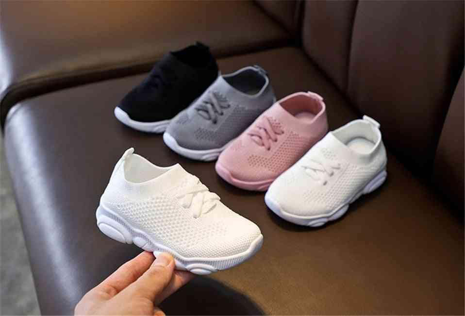 Anti-slip Soft Rubber Bottom Sneaker, & Sports Shoes