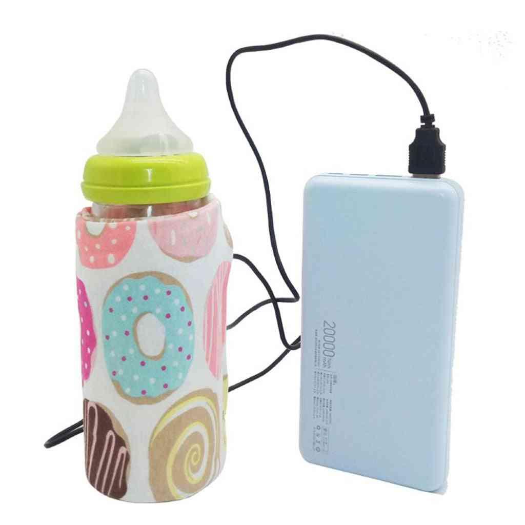 Baby Nursing Bottle, Heater Travel Stroller Bag