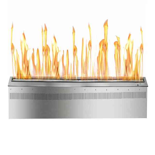 72 Inch Diy Smart Fireplace-bio Ethanol Burner