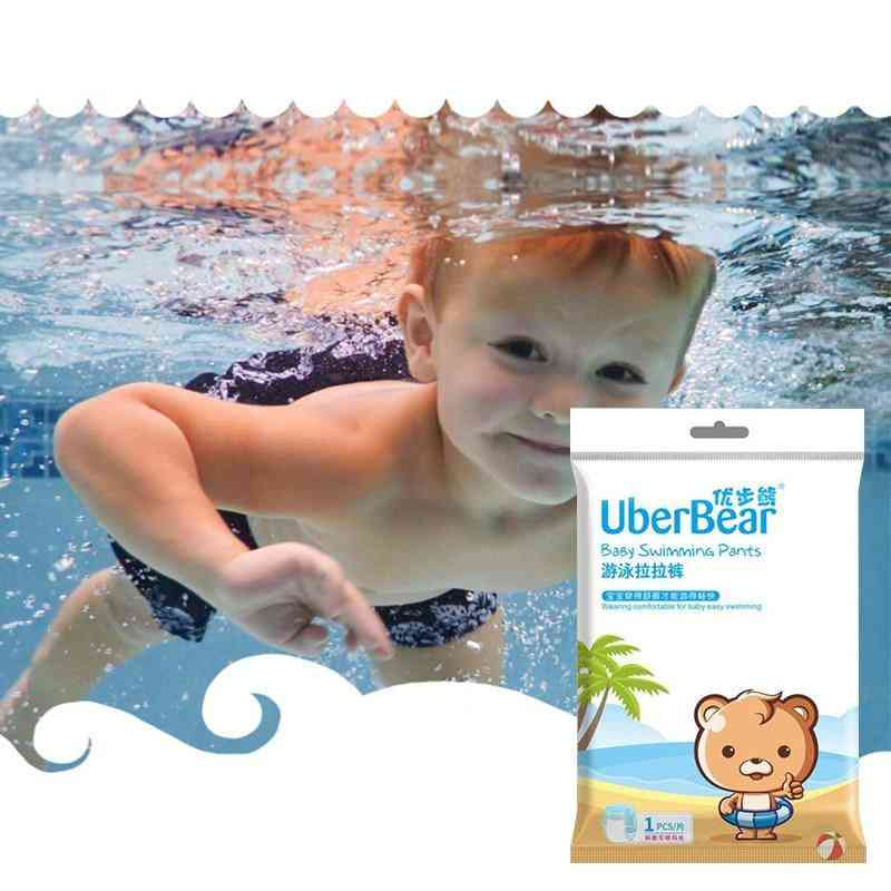 Disposable And Adjustable Swimming Diapers For/girls