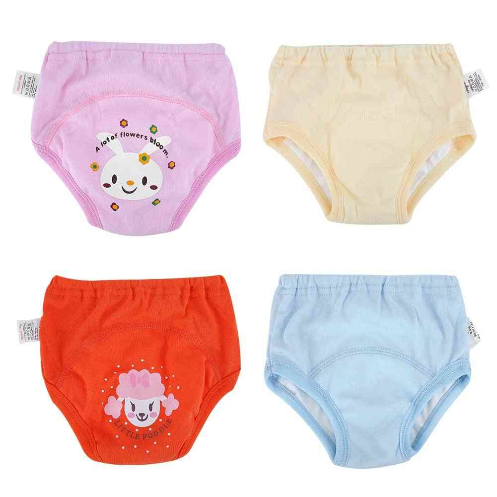 4 Layered Reusable  Baby Training Pants