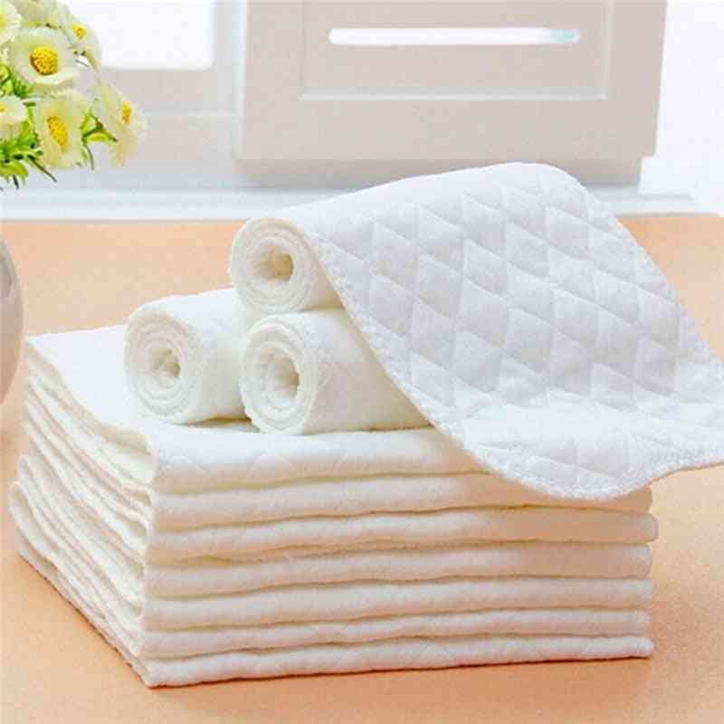3 Layers Of Microfiber, Fast Absorbent Cloth Nappy For Newborn