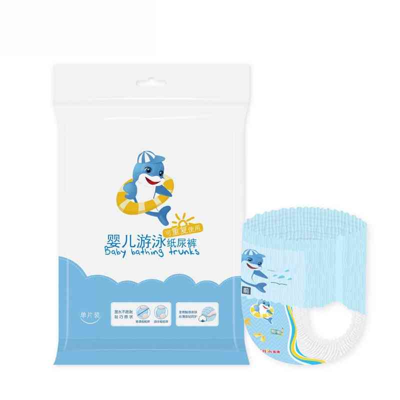Disposable Waterproof Swimming Baby Diapers
