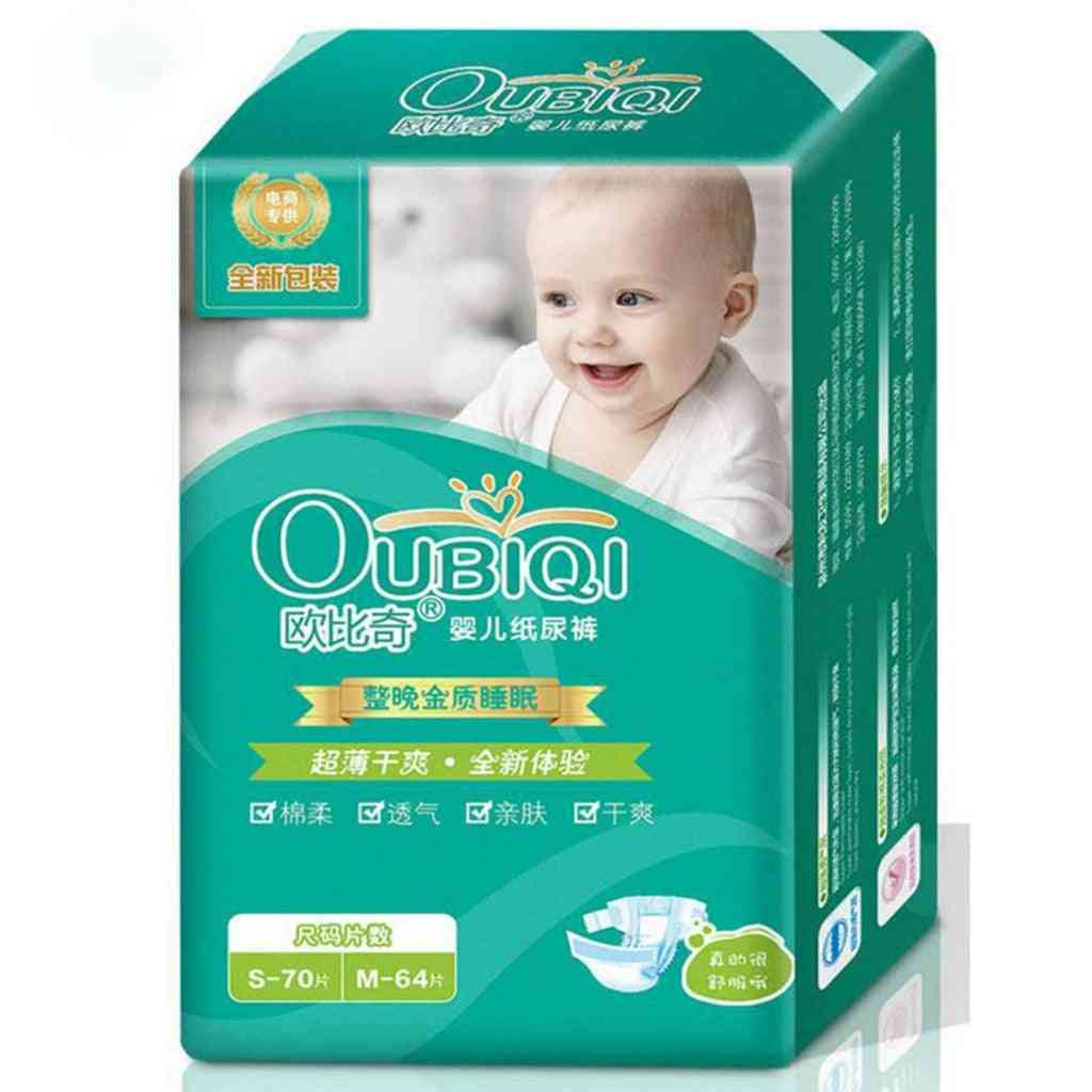 Unisex Kids Ultra Thin Breathable Disposable Diapers