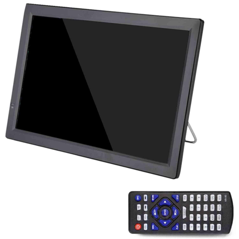 Abkt-d14 14 Inch Hd Portable Dvb-t2 Atsc Digital & Analog Television