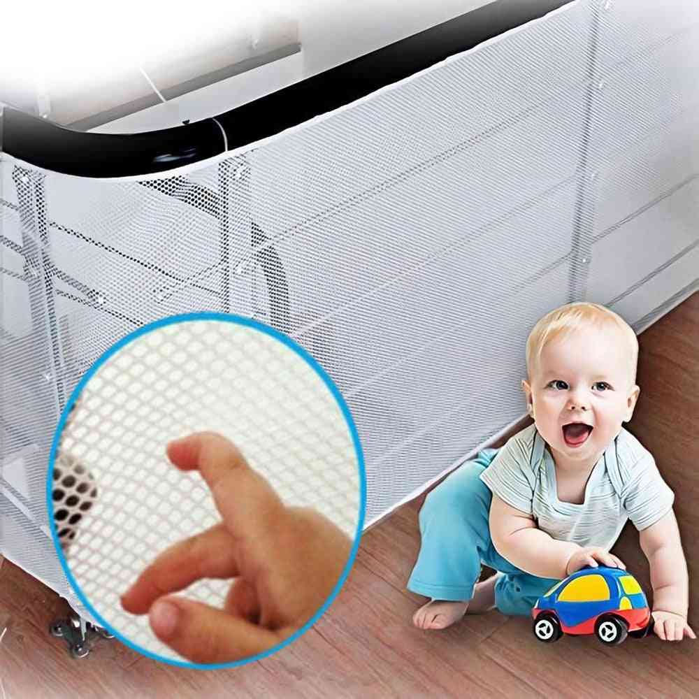 Kids Protection Net-rail, Balcony Stairs Fence For Safety