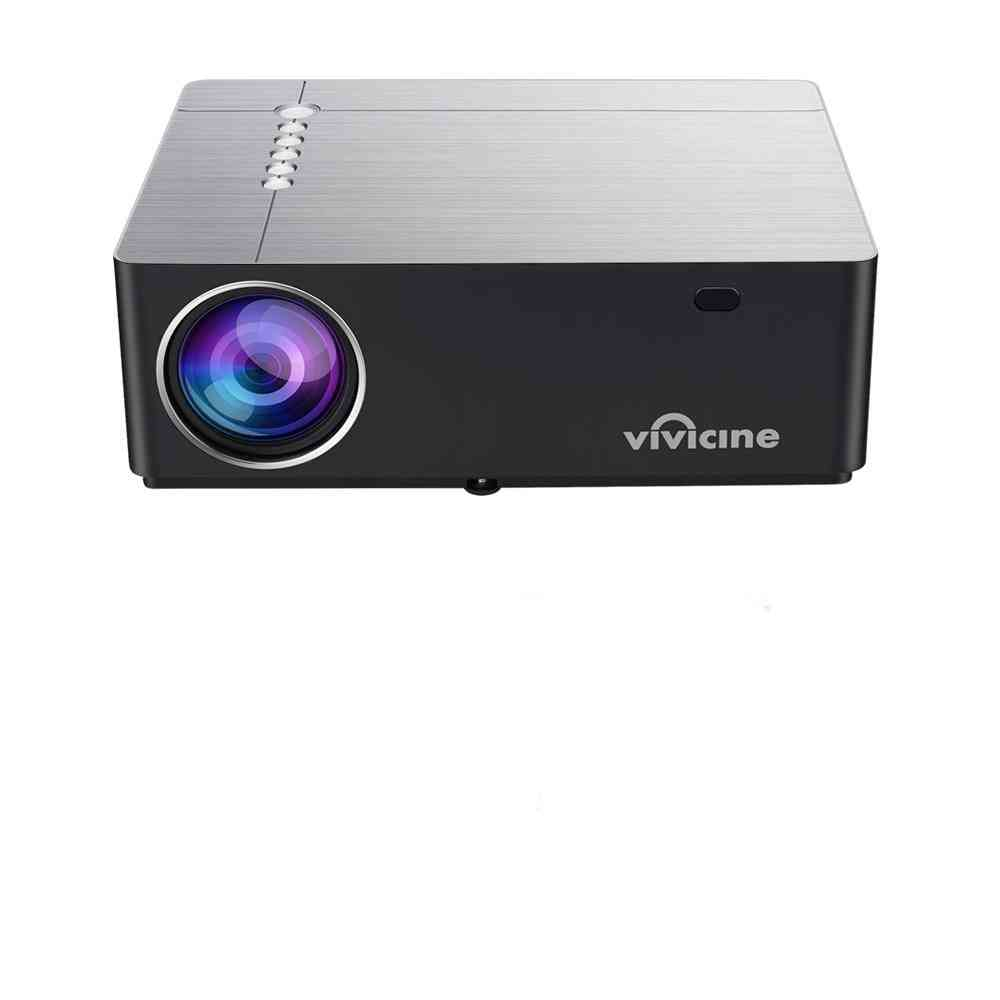 Android 10.0 Full Hd 1080p Projector-led Home Theater, Support Ac3