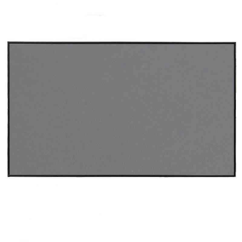Portable Reflective Fabric-projector Screen