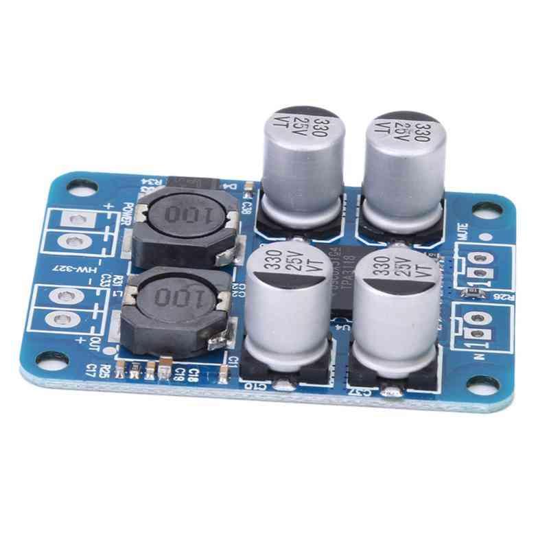 Tpa3118 Pbtl Mono Dc8-24v 60w, Digital Audio Amplifier Board Module