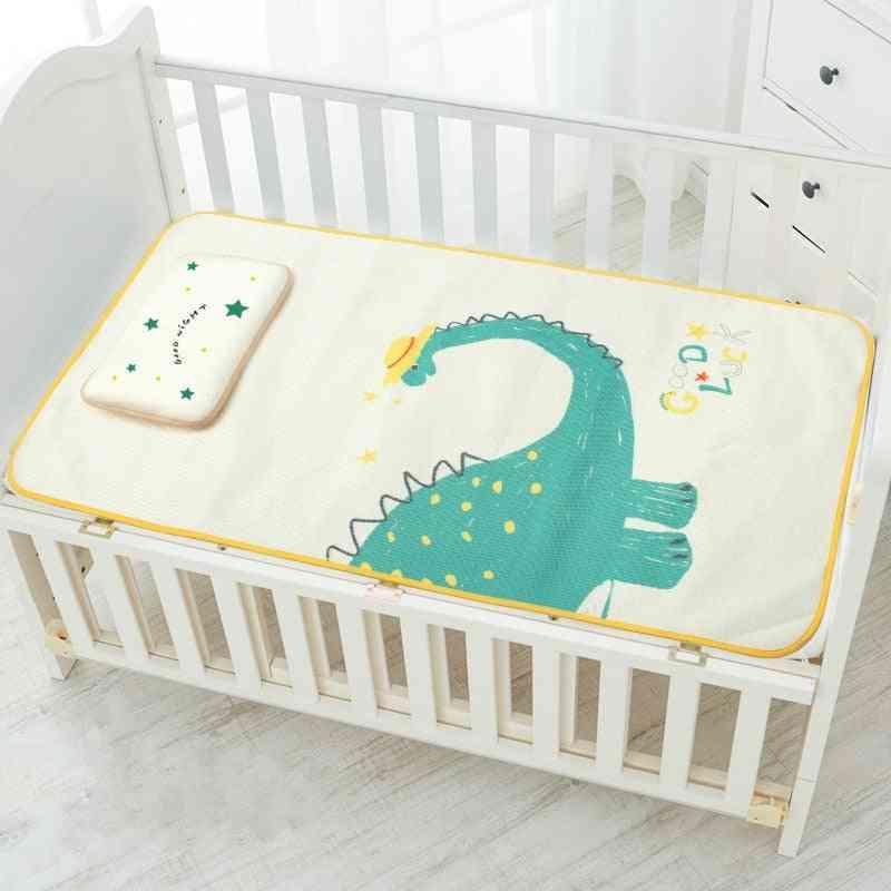Summer Breathable Sleeping Mattress For Babies Crib