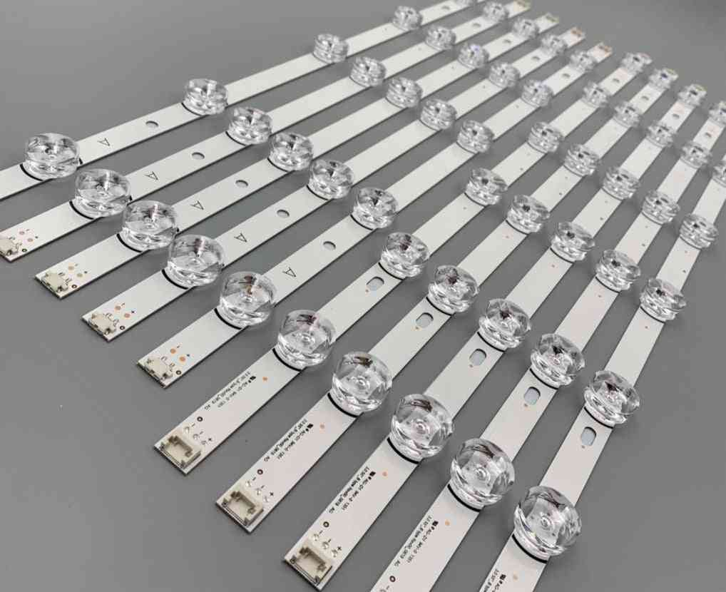 Full Backlight Array Led Strip Bar