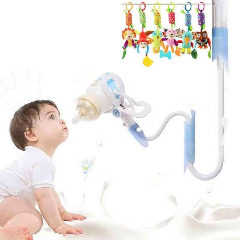 Baby Bottle Holder For Hands Free Feeding